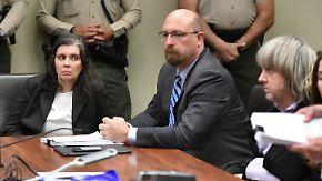 13 gefangene Kinder in Kalifornien: Eltern bekennen sich vor Gericht nicht schuldig