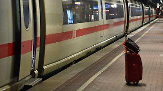"""""""Acht Stunden Hannover-Hannover"""": Bahn-Passagiere erleben dank """"Friederike"""" ungemütliche Nacht"""