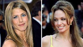 Promi-News des Tages: Jennifer Aniston sticht Angelina Jolie aus