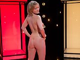 "Hüllenlos mit Promi: Cathy Lugner sucht per ""Naked Attraction"""