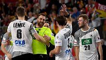 Arbeitssieg gegen Tschechien: Torhüter führen DHB-Team zum Erfolg