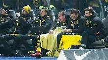 Dortmund strauchelt erneut: Hertha ringt BVB Unentschieden ab