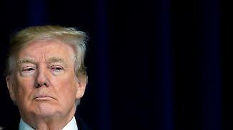 Ein Jahr Trump: Der Zerstörer