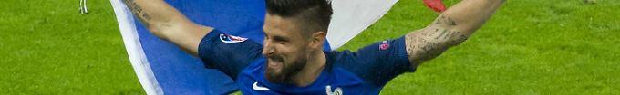 Der Sport-Tag: 17:14 Giroud zum BVB? Berater heizt Spekulationen an