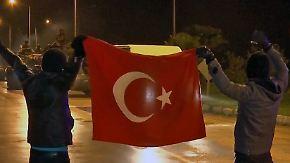 Start einer Militäroffensive: Türkei greift kurdische Stellungen im Nordwesten Syriens an