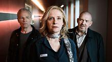 """Guckt genauso verstört aus der Wäsche wie die Zuschauer bei diesem """"Tatort"""": die Hotelmanagerin"""