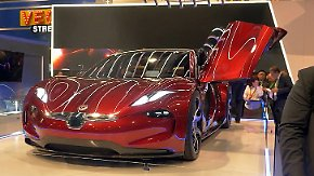 Elektroautos der Zukunft: Auf der CES präsentieren Hersteller revolutionäre Techniken