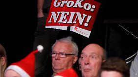 Showdown in Bonn: SPD-Sonderparteitag entscheidet über GroKo oder NoGroKo