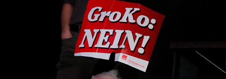 SPD am Scheideweg: Sonderparteitag zeigt tiefe Spaltung der Partei