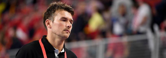 """""""Auf diesem Niveau entscheiden Kleinigkeiten"""": Bundestrainer Christian Prokop."""