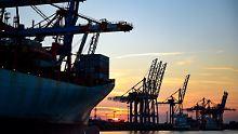 Der Welthandel dürfte auch 2018 weiter kräftig wachsen.
