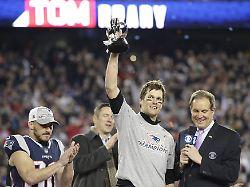 """""""Wollen letzten Schritt gehen"""": Tom Brady brennt auf die Titelverteidigung"""