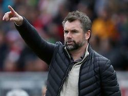 Gisdols Nachfolger ist da: Hollerbach trainiert den Hamburger SV