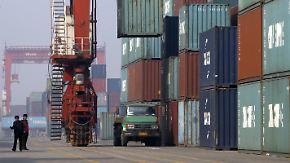 Welt-Handelsindex im Dezember: China kurbelt Wachstum an