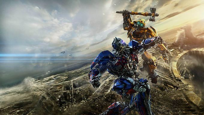 """Ja, """"Transformers 5"""" war echt schlecht."""