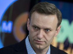 Wahlkampf von Putin-Gegner: Russisches Gericht schließt Nawalny-Stiftung