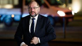Was macht Schulz?
