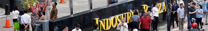 Der Tag: 08:29 Starkes Beben erschüttert Indonesiens Hauptstadt Jakarta
