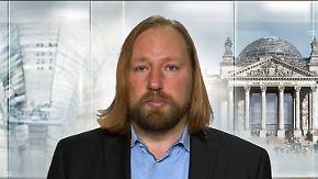 """Anton Hofreiter im n-tv Interview: """"Schmerzt, was die GroKo für langweiliges Zeug aufgeschrieben hat"""""""