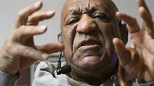 Mutig, dumm oder konsequent?: Bill Cosby wieder auf der Bühne