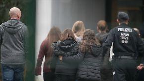 Schülermord in Lünen: Täter wollte offenbar wieder an Schule aufgenommen werden