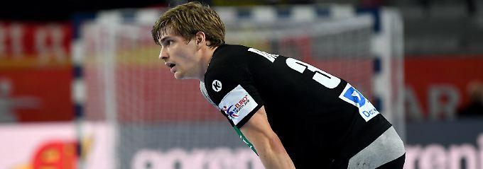 Siegen oder fliegen bei der EM: Deutsche Handballer spielen um Alles