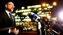 Sondierungspapier reicht nicht: SPD macht Druck für Nachverhandlungen