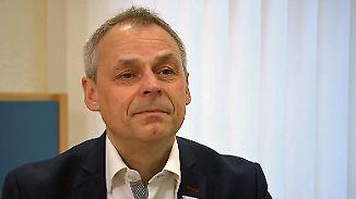 """Gruppen-Auslosung in Lausanne: Thon sieht in der Nations League """"den richtigen Weg"""""""