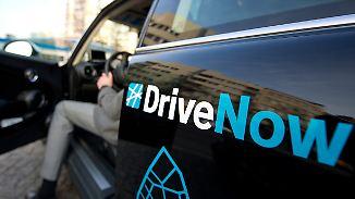 Fusion im Carsharing-Markt: DriveNow und Car2Go fahren demnächst zusammen