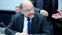 """Was wird aus dem SPD-Chef?: """"Schulz kann nichts tun, was ihm nützt"""""""