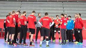 Halbfinaleinzug im Visier: DHB-Team hat es gegen Spanien in der eigenen Hand