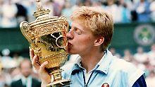 Öffentlichkeit um Hilfe gebeten: Boris Becker sucht seine Pokale