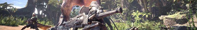 """Der Börsen-Tag: 12:31 Verbot von """"Monster Hunter World"""": Spieleentwickler abgestraft"""