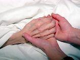 Verbesserte Sterbebegleitung?: Algorithmus soll Todeszeitpunkt errechnen