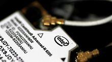 Der Börsen-Tag: Intel überrascht - Technikwerte gefragt