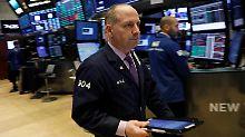"""""""Versöhnliche"""" Trump-Rede: US-Aktien springen ins Wochenende"""