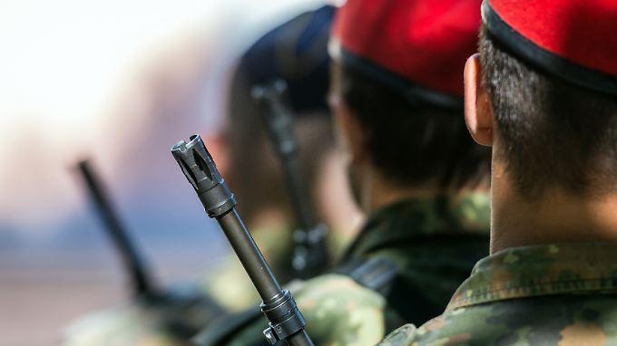 Der Fall Franco A. im Frühjahr 2017 hat die Sensibilität für Anzeichen von Rechtsextremismus in der Truppe erhöht.
