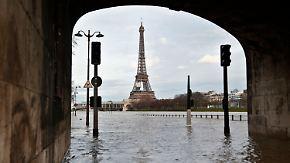 Stromausfälle und Rattenplage: Hochwasser hält Paris in Atem