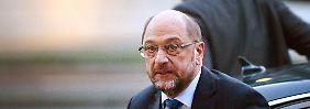 SPD-Votum vor Postenverteilung: Schulz lässt offen, ob er Minister werden will