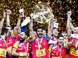 Geschafft: Spanien ist Handball-Europameister.