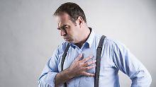 Entzündungen auch im Kopf: Herzinfarkt kann das Gehirn schädigen