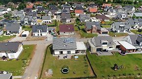 n-tv Ratgeber: Günstige Baufinanzierung lockt Deutsche aufs Land