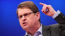 Stegner-Idee im Rentenstreit: SPD-Vize denkt an höhere Beiträge Reicher