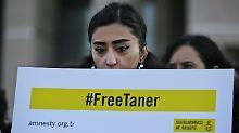 Nach sieben Monaten im Gefängnis: Türkischer Amnesty-Chef erneut verhaftet