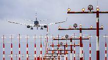 """""""Go-around"""" mit dem Flugzeug: Was geschieht beim Durchstarten?"""