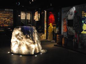 Blick in die Dauerausstellung des Deutschen Salzmuseums.