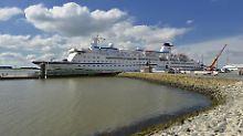 Neue Ziele, neue Schiffe: Das steht auf dem Kreuzfahrt-Programm