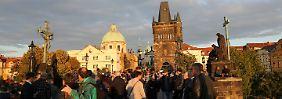 """Kehrseite unserer Reisefreiheit: """"Overtourism"""" - der Urlauber als Störfaktor"""