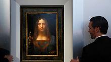 """Rekord-Anstieg bei Christie's: """"So ein Da Vinci sprengt jede Statistik"""""""