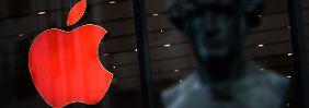 Bewölkte Aussichten trotz Rekordzahlen: Apple enttäuscht bei Verkaufszahlen fürs iPhone